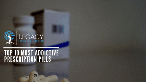 Top 10 Most Addictive Prescription Pills