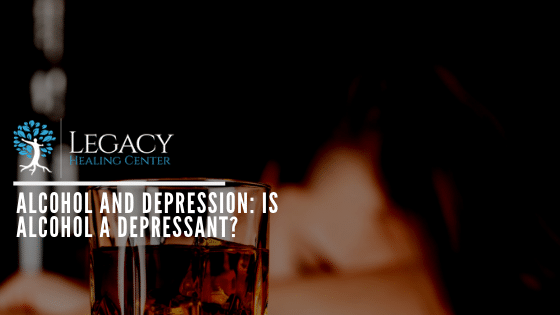 Alcohol and Depression: Is Alcohol a Depressant?