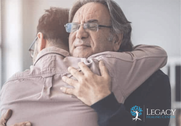 About Legacy Addiction Center Home