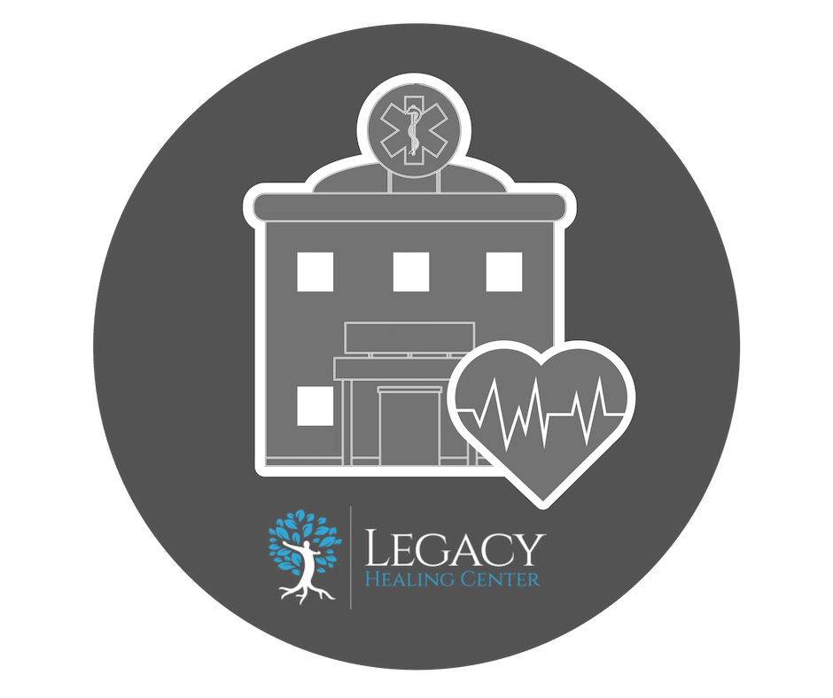 legacy healing center emt program