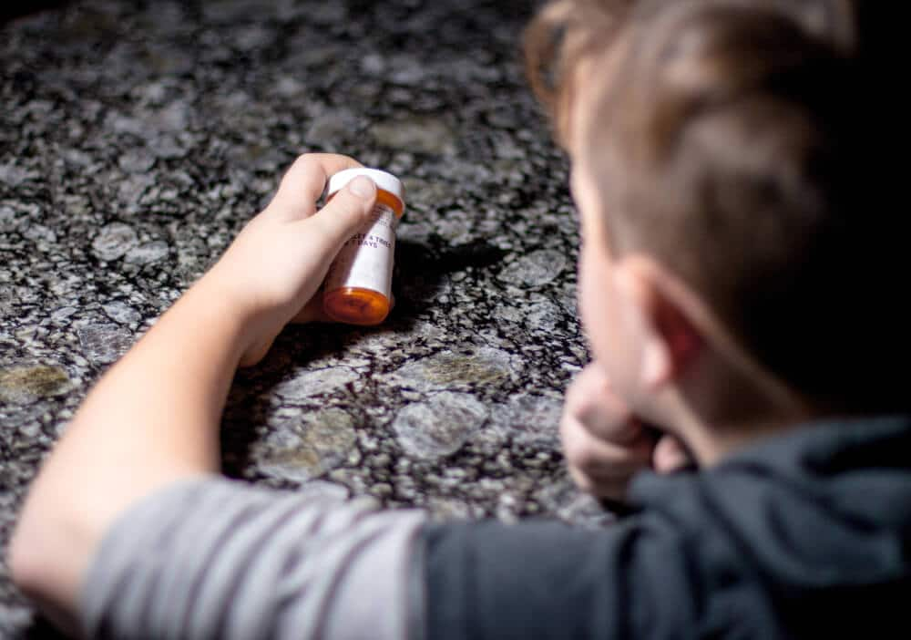 A Guide for Navigating the Dangers for Children of Addicted Parents