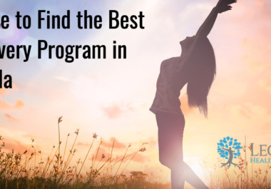 Where to Find the Best Recovery Program in Florida